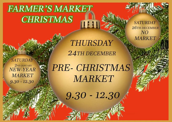 Christmas & New Year Markets